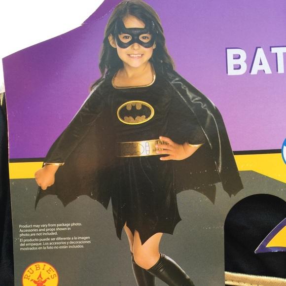 Rubie's Other - NWT Rubie's Batgirl Costume Size 10/12